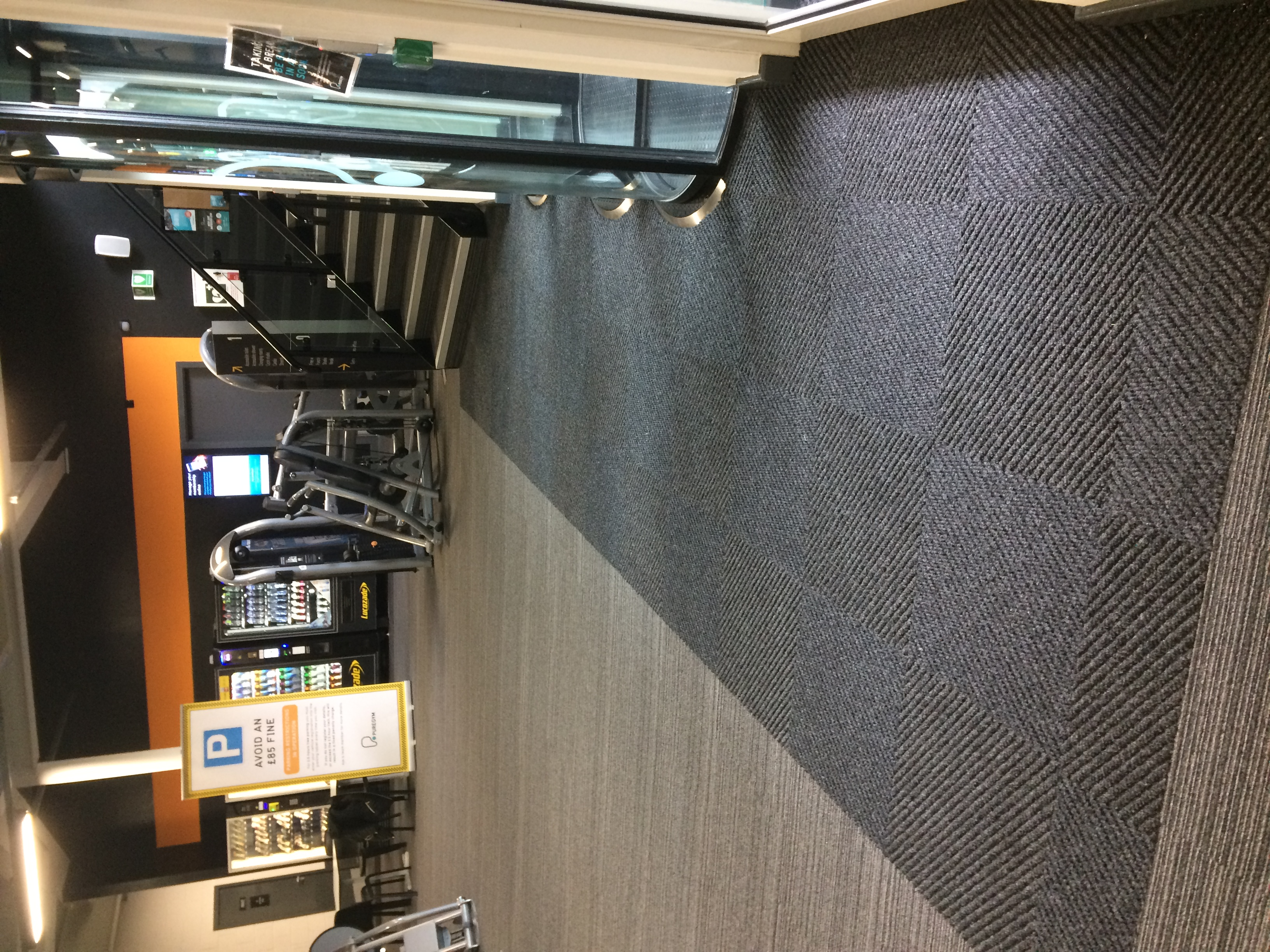 Entrance Matting & Tile Solutions