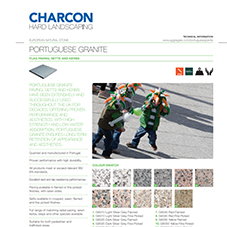 Portuguese Granite Tech Data Sheet