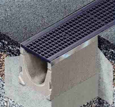 Faserfix 174 Ks Drainage Channels Hauraton Ltd