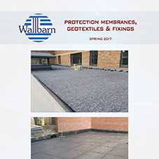 Protection Membranes Geotextiles & Fixings