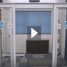 record STA20 Automatic Sliding Door BDE Control Switch Video Guide