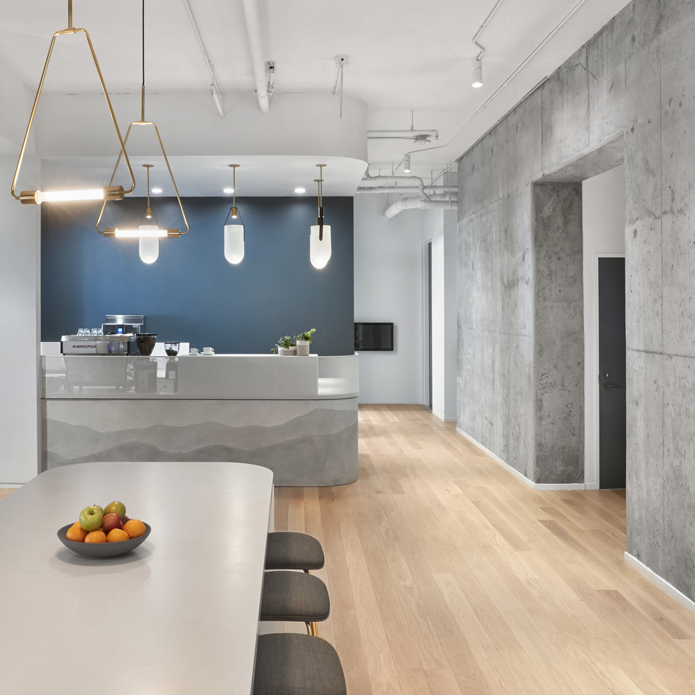 Junckers floors for award-winning office interior