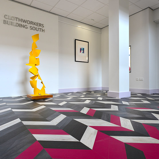Signature collection brightens up the School of Design