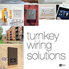 Sector Expertise Turnkey Wiring Solutions