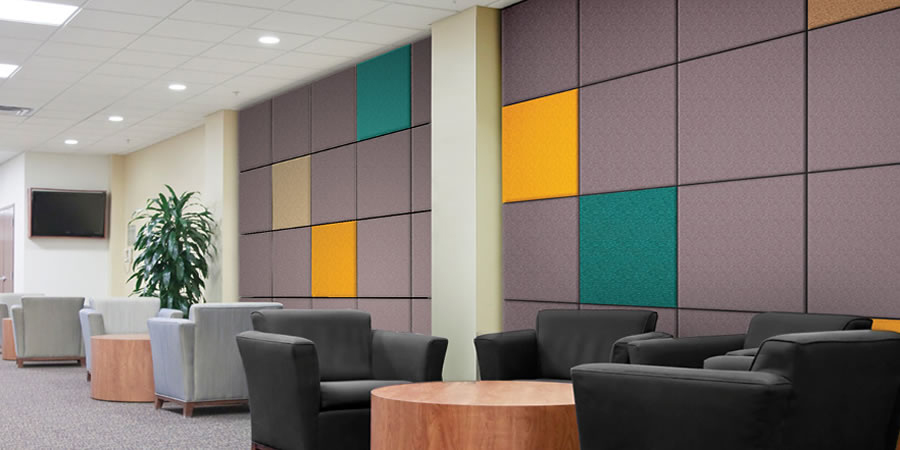 Serenity sound absorption panels