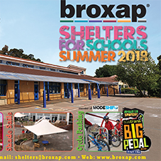 Broxap Shelters for Schools Brochure