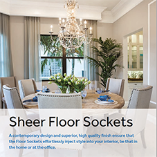 Sheer Floor Sockets Brochure