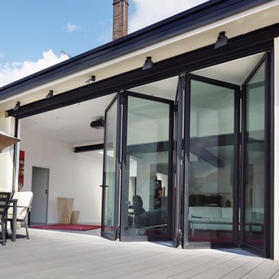 Aluminium Sliding & Bi-Folding Doors (Reynaers)
