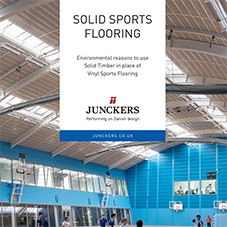 Solid Sports Flooring Brochure