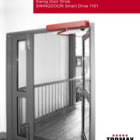Smart Swing Door Drive - cost-effective, automatic swing door operator