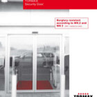 Security Door - automatic entrance systems