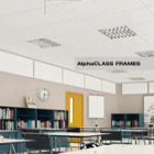 AlphaCLASS FRAMES Wall Absorbers