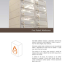 Fire Rated Mailboxes brochure