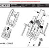 GEZE Rollan Floor Guide Installation Instructions