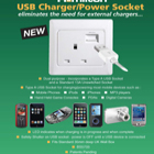 USB Charger/Power Socket Catalogue