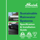 Sustainable Rainwater Systems Specification & Installation Guide