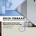 Delta TERRAXX - vertical and horizontal applications