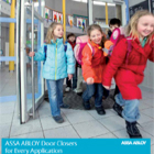 ASSA ABLOY Door closers sales brochure