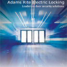 Adams Rite Electric locking