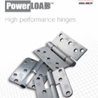 UNION PowerLOAD Hinges