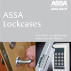 ASSA Lockcases catalogue