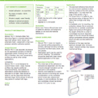 TN111 Trim Mounting Tape Data Sheet