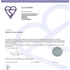 BBA Advanced Plus BS4873 Licence