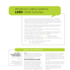 LEED Credit Summary 2012 UK