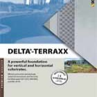 Delta TERRAXX: Vertical and horizontal substrates