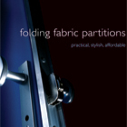 Folding Fabric Partitions Brochure