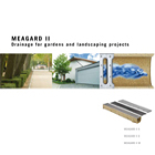 MEAGARD II Garden And Landscape Drainage Product Brochure