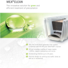 MEACLEAN Filter Channel System