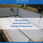Waterproofing a new build basement Guide