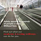 Stannah Escalator & Moving Walkway Brochure