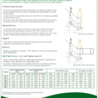 AJAX Righthite Manual Step Unit Technical Sheet