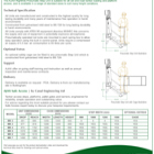 AJAX Righthite Pneumatic Step Unit Technical Sheet