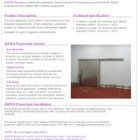 ASPEN Non-standard Door Slide Technical Sheet