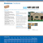 Bradstone Traditional