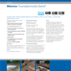 Minimix Foundationcrete Extra®