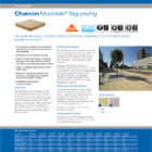 Charcon Moordale® flag paving