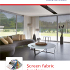 External blinds brochure