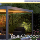 Terrace covers brochure