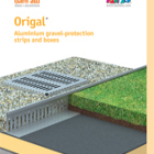 Origal Catalogue - Gravel retention profiles