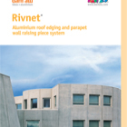Rivnet Catalogue - Roof edge termination profiles