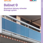 Dallnet O Catalogue - Balcony Slab edge profiles