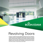 Revolving Doors Catalogue