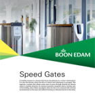 Speed Gates Catalogue