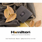 Hamiltion Litestat 2015 Product Catalogue