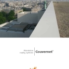 Couvernet Aluminium coping systems - Unique fixing methods to simplify parapet design and save time and money on installation