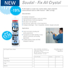 Soudal/Fix-all Technical Data